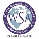 Women Speakers Association logo