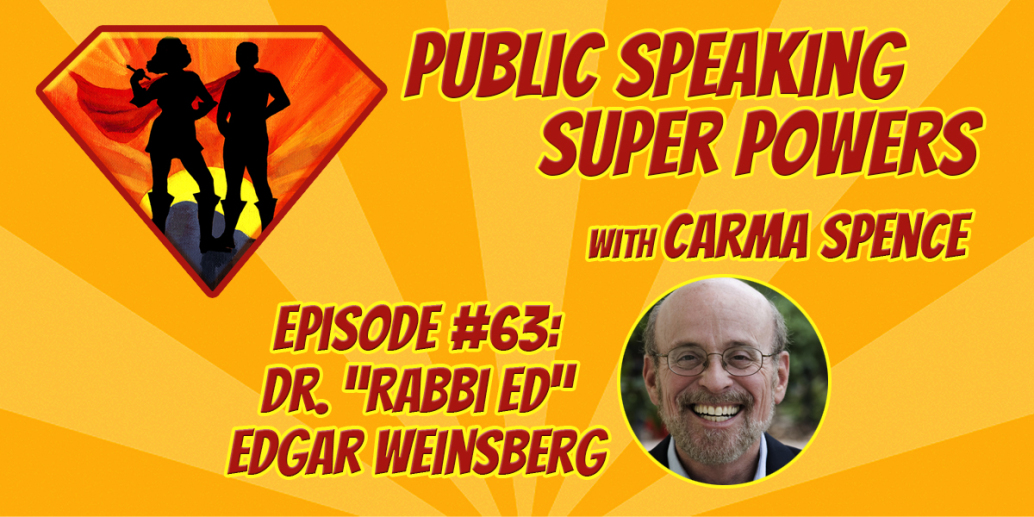 Episode 63 Rabbi Ed