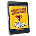 Public Speaking Super Powers eBook