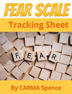 Fear Scale Tracking Sheet