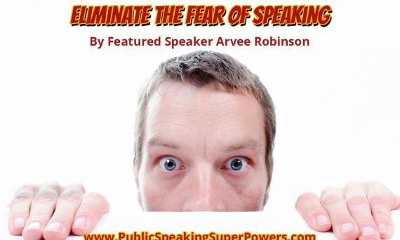 Eliminate the Fear of Speaking