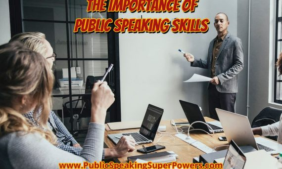 The Importance of Public Speaking Skills