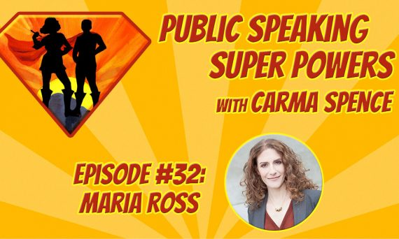 Episode 32 Maria Ross