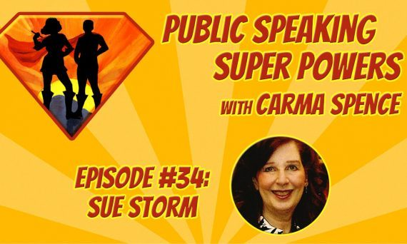 Episode 34 Sue Storm The Angel Lady