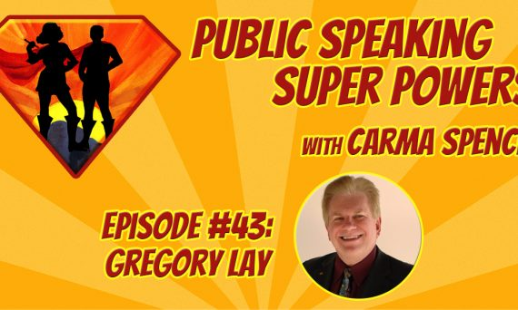 Episode 43 Gregory Lay