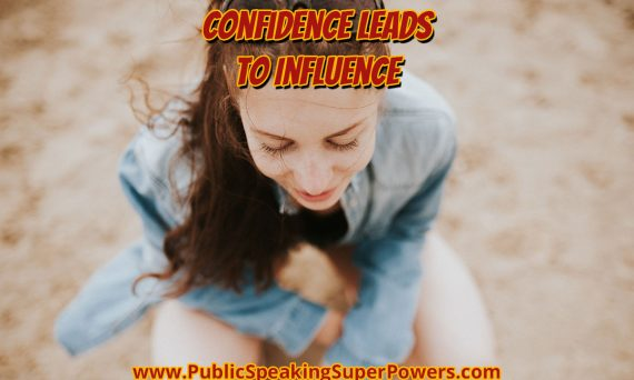 Confidence Leads to Influence