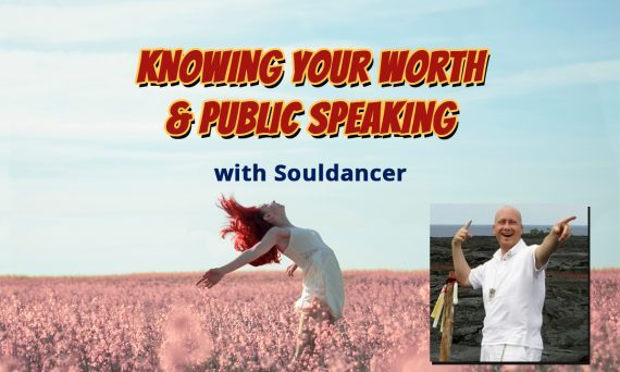 Souldancer on Speaking Palooza 2019