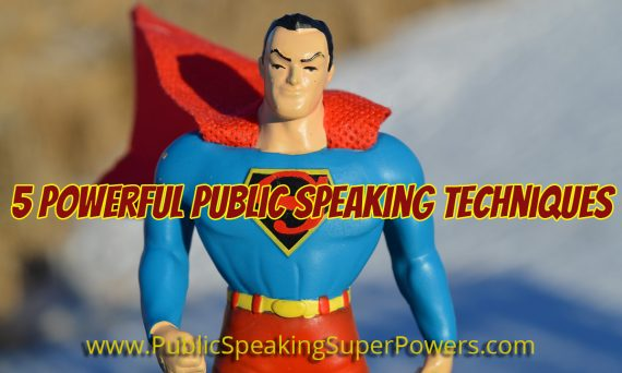 Powerful Speaking Techniques