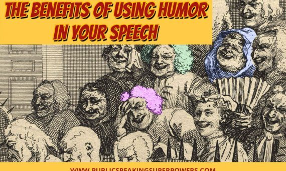 The Benefits of Using Humor in Your Speech