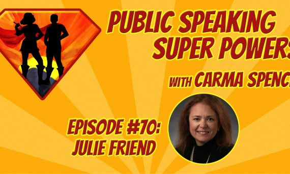 Episode 70 Julie Friend