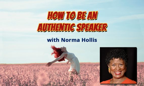 How to be an authentic speaker