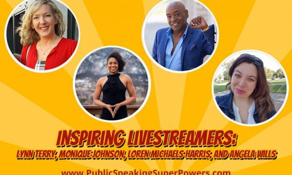 Inspiring Livestreamers: Lynn Terry, Monique Johnson, Loren Michaels Harris, and Angela Wills